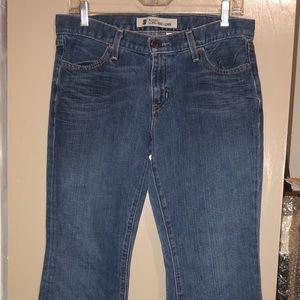 Women's GAP jeans size 6 ankle